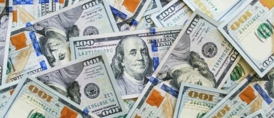 VS 2020: geld in de campagne