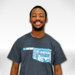 "DRTC ""Working in Oklahoma"" Gray T-Shirt"