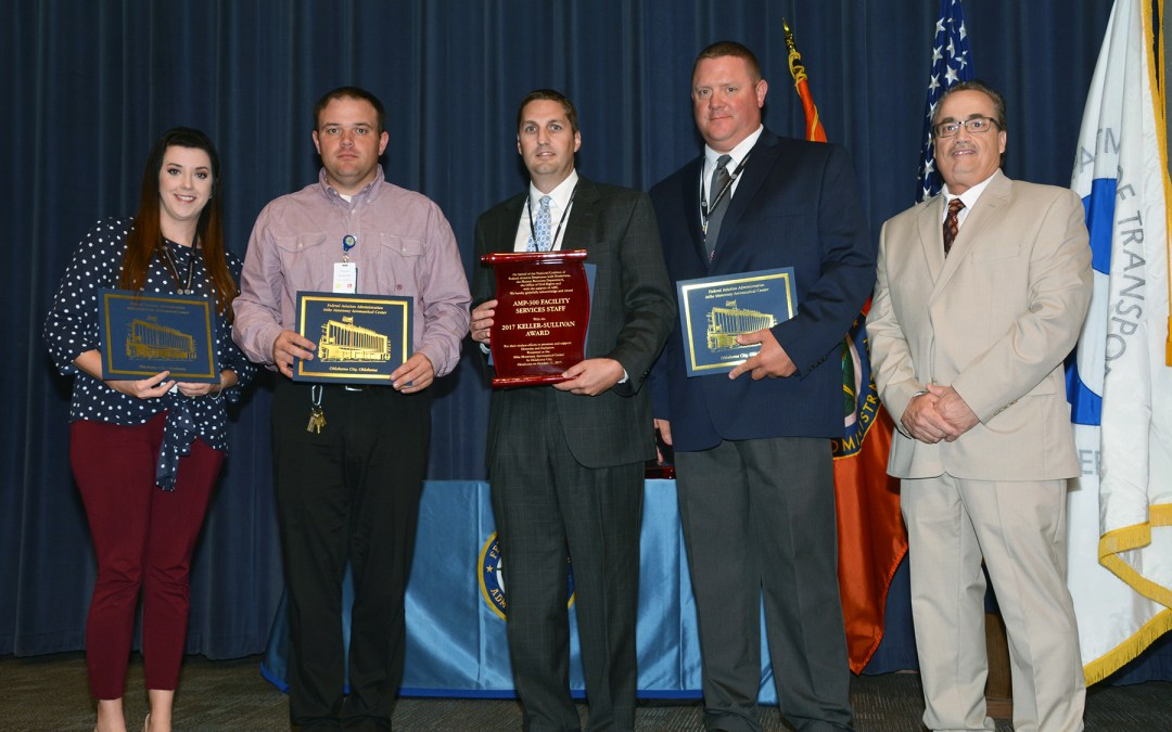 DRTC FAA Work Project location honored