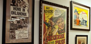 Various Roy Rogers movie posters
