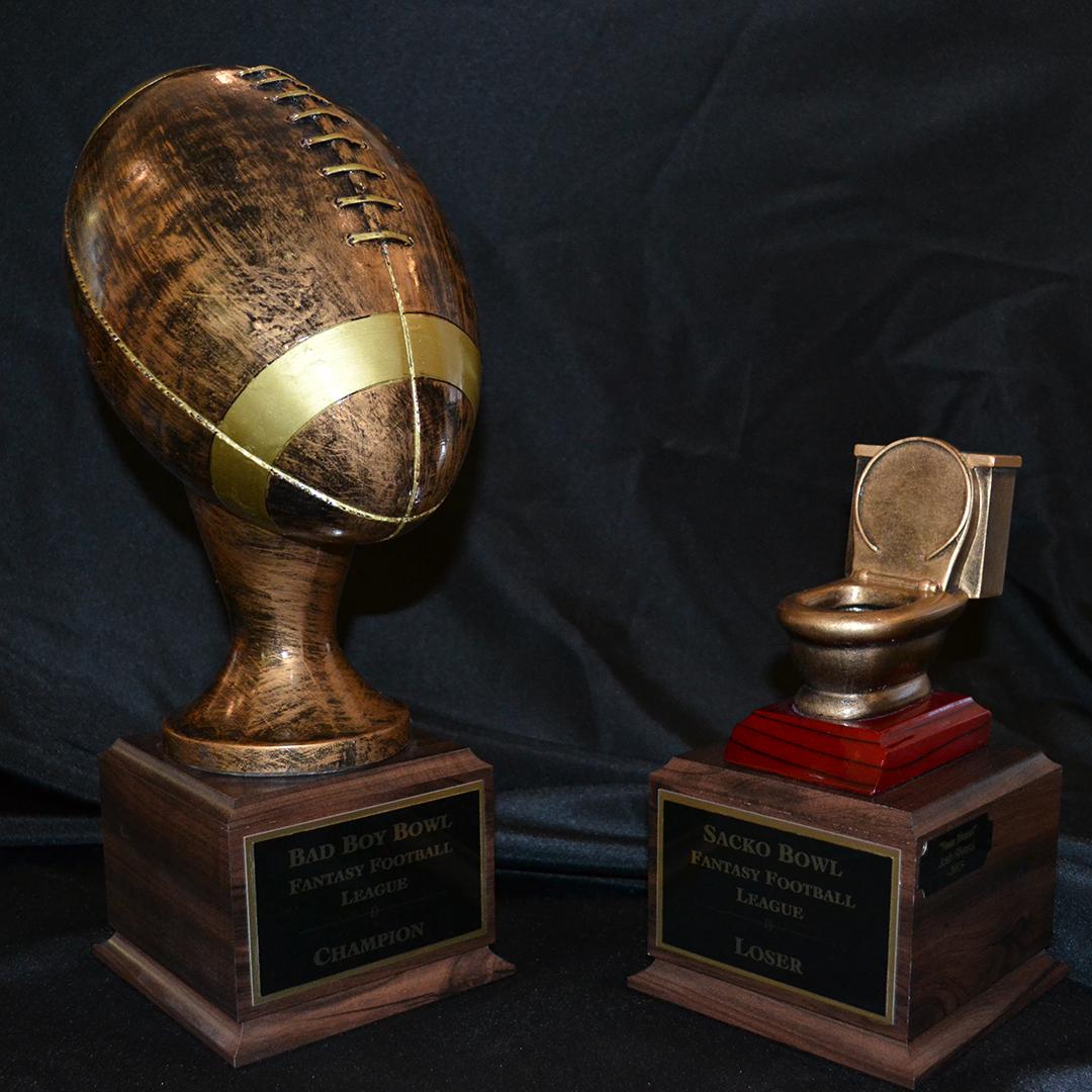 Fantasy football awards