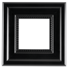 Empty black frame.