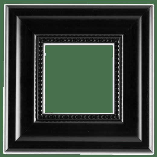 Empty black frame.