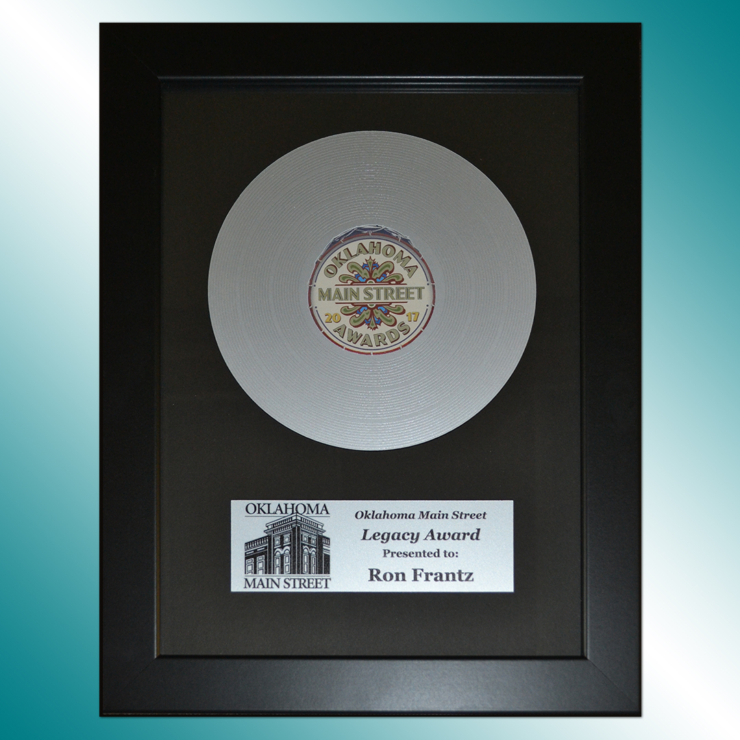 Main Street silver record
