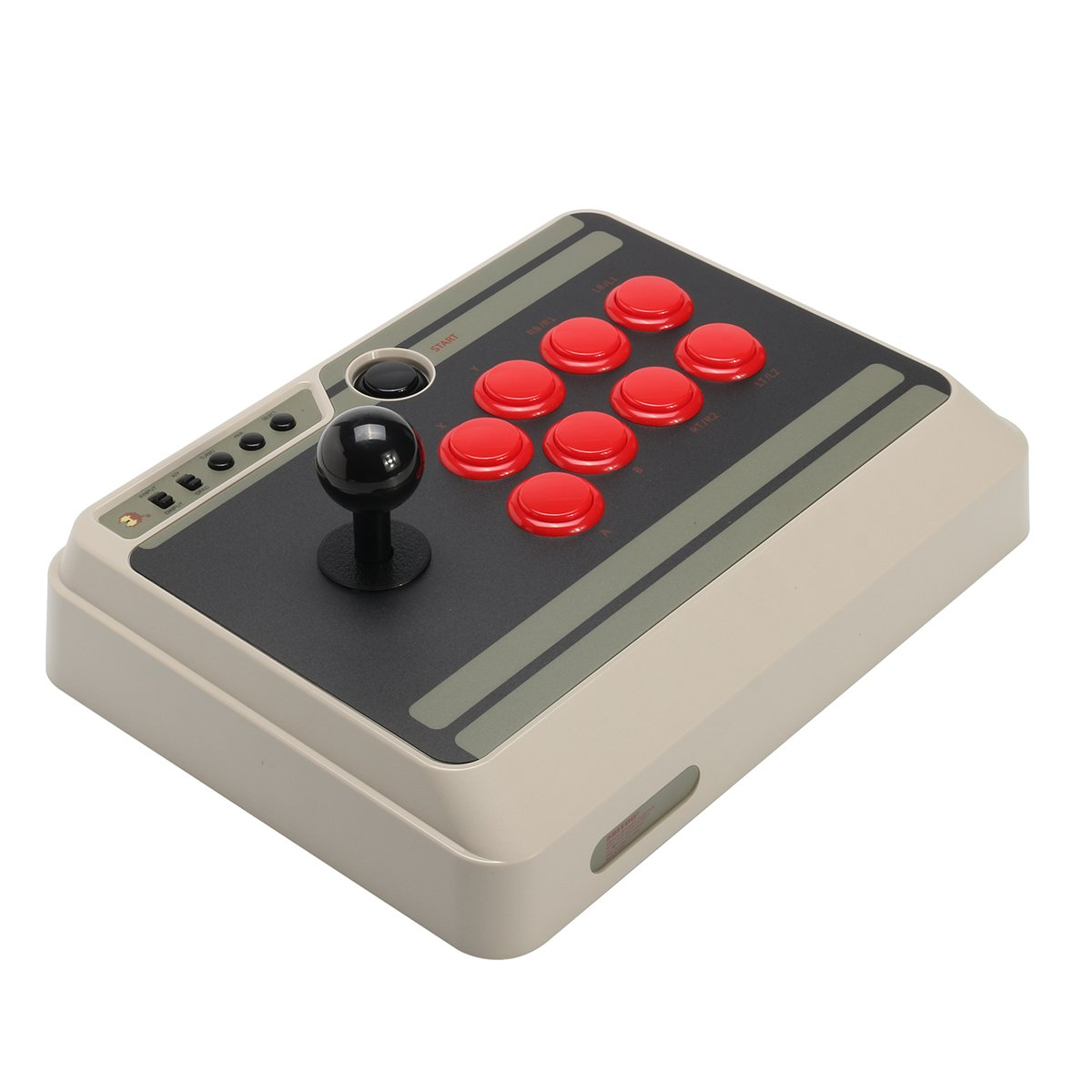 8Bitdo NES30 Arcade Stick Joystick For Nintendo Switch PC Android  Compatible Game Controller