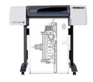 HP DesignJet 500 Plus 24-in