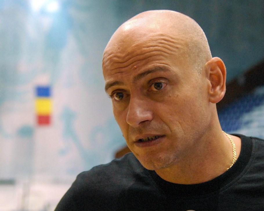 Constantin Stefan antrenor CH Politehinca Timisoara (1)