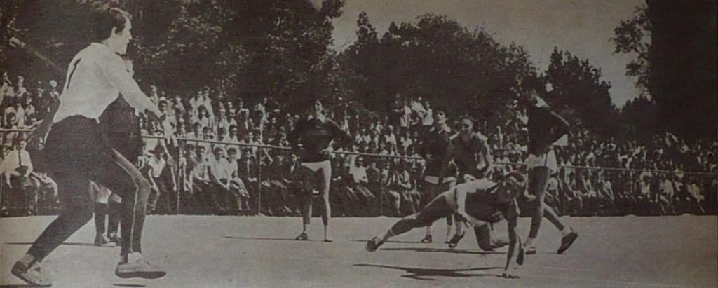 1969 Universitatea - Rapid