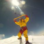 """Un timișorean pe """"acoperișul lumii""""! Horia Colibășanu a urcat cu succes pe Everest"""