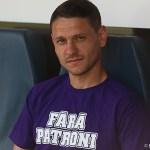 Continuă confirmările la Politehnica: Alin Ignea, încă doi ani în alb-violet