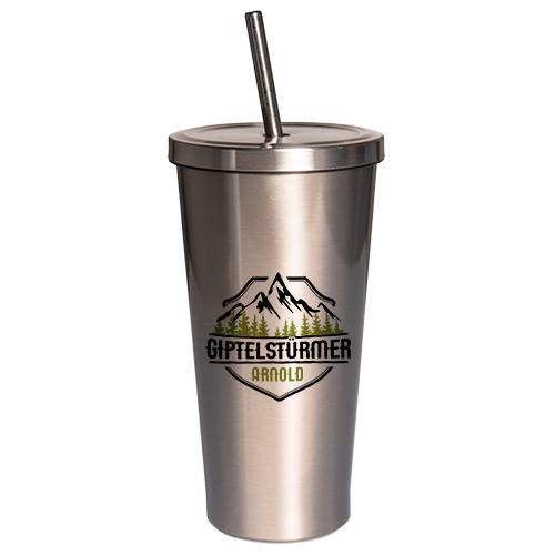 Edelstahl-Trinkbecher-