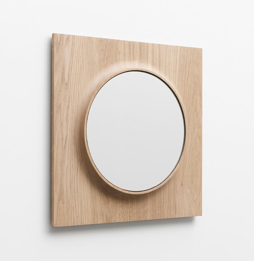miroir circuit rond