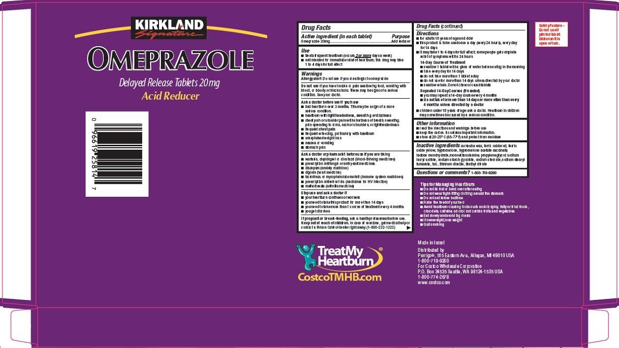 Kirkland signature omeprazole (Costco Wholesale Company ... on Kirkland Costco Pharmacy id=22259