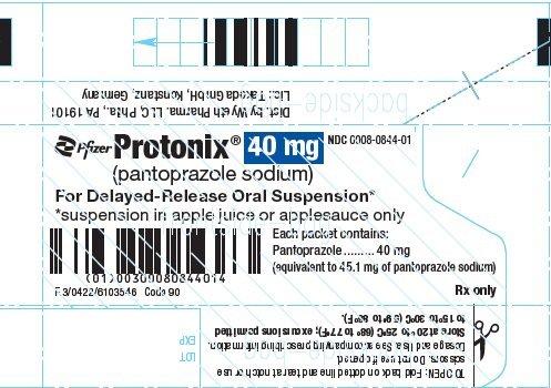 Protonix 40mg Suspension