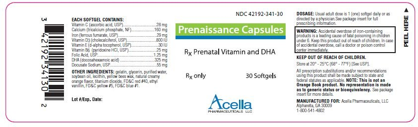 Liquid Prenatal Vitamins Dha