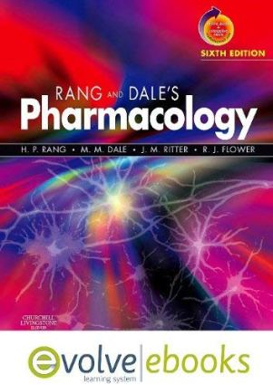 Ran And Dale's Pharmacology