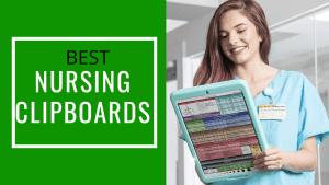 8 Best Nursing Clipboards (Buyers Helpful Guide)