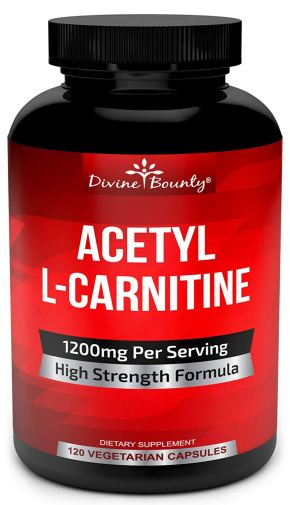 Best Acetyl-L-Carntine for Memory and focus
