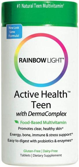 Best multivitamin for teen girls