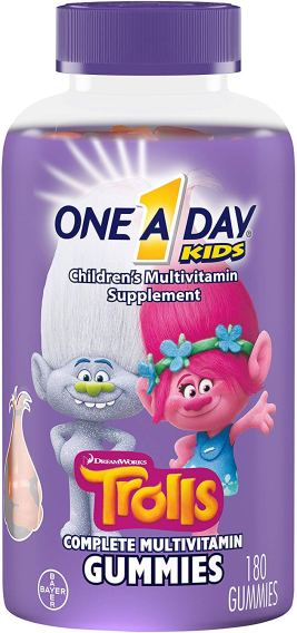 Best vitamin for toddlers