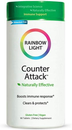 Reviews Of Rainbow Light Vitamins