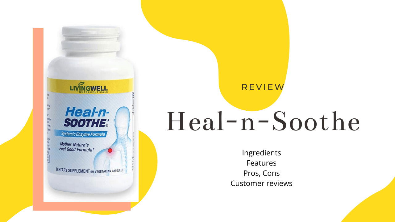 Heal n Soothe reviews