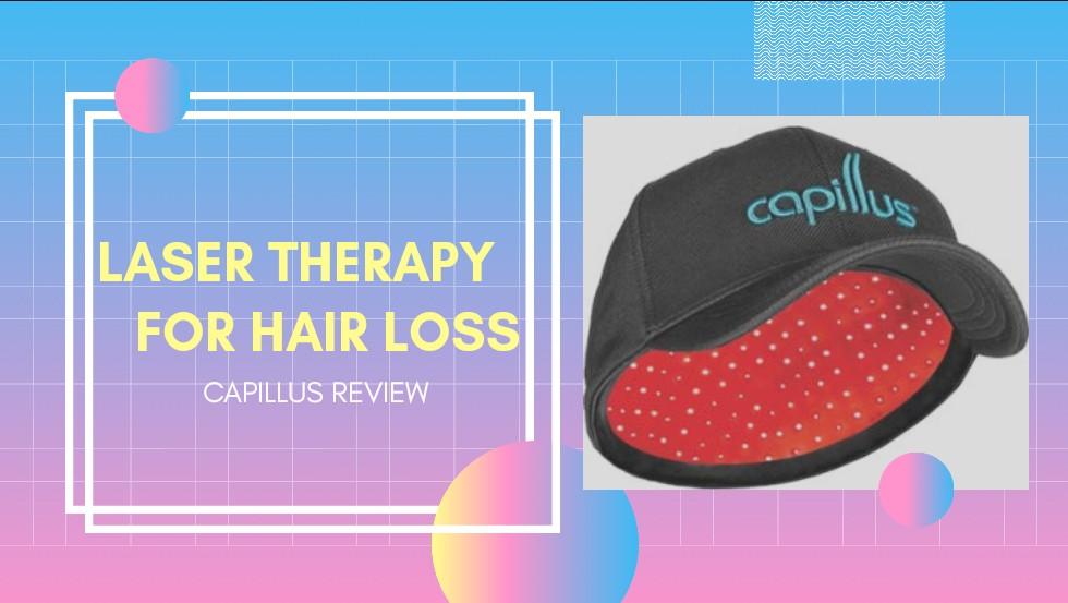 Capillus laser cap review