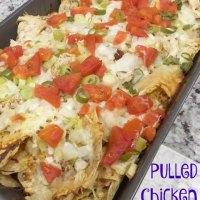 Pulled Chicken Nachos Recipe