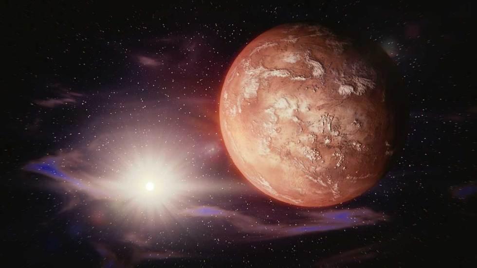 Mars in Opposition 2020
