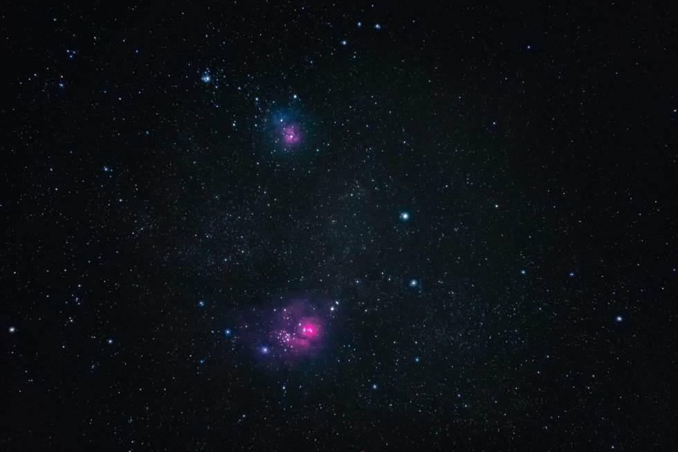 Die Orioniden 2020