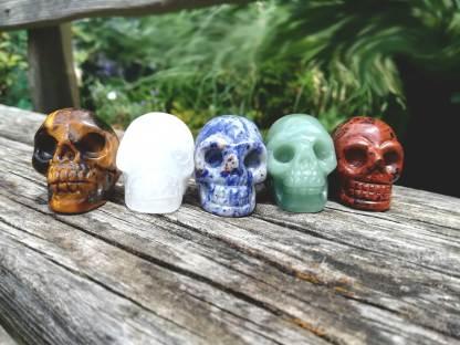 Skull-Set 5 teilig