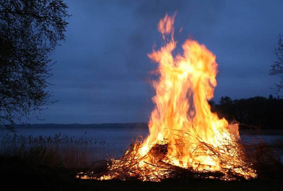 Feuer von Mabon
