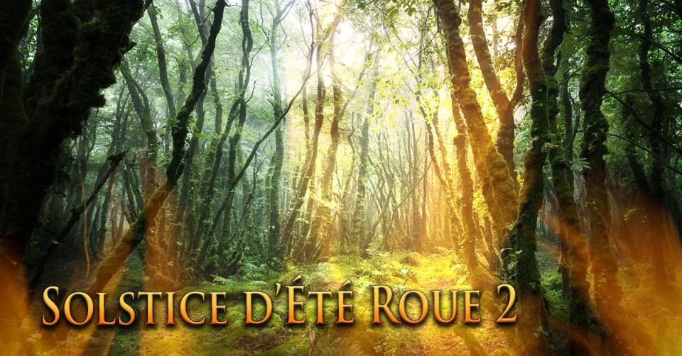 Druidisme - Solstice estival