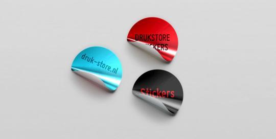 Foto van stickers van Druk-store