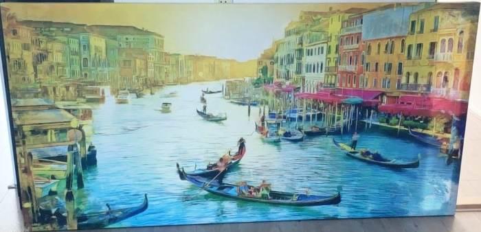 Schilderij, foto op canvas gemaakt door Druk-store Leusden
