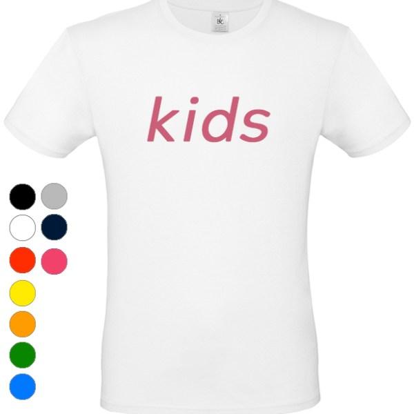 kids shirt kinderen bedrukken kleuter peuter t-shirt druk bedrukt print shirtje
