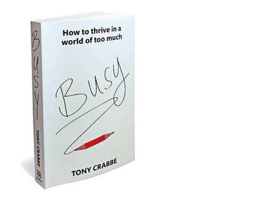 Druk druk druk overal en altijd - Tony Carabbe