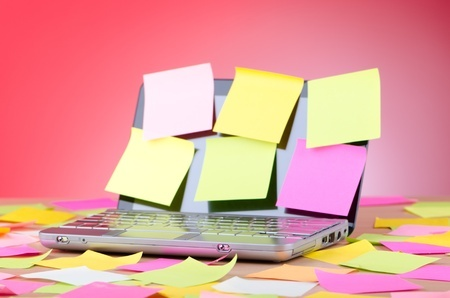 Multitasken, lekker niet doen - Post it