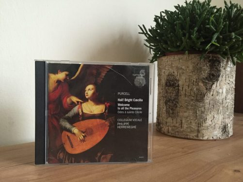 Muziek in m'n bagage - Purcell