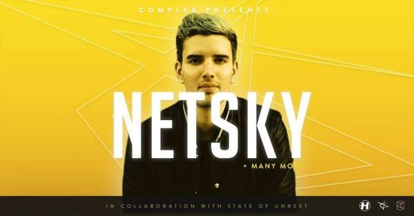 Complex presents Netsky