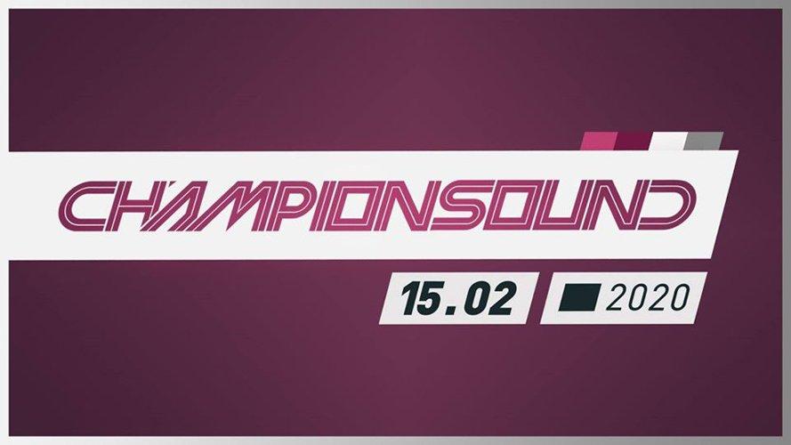 Champion Sound XL - 15.02.2020