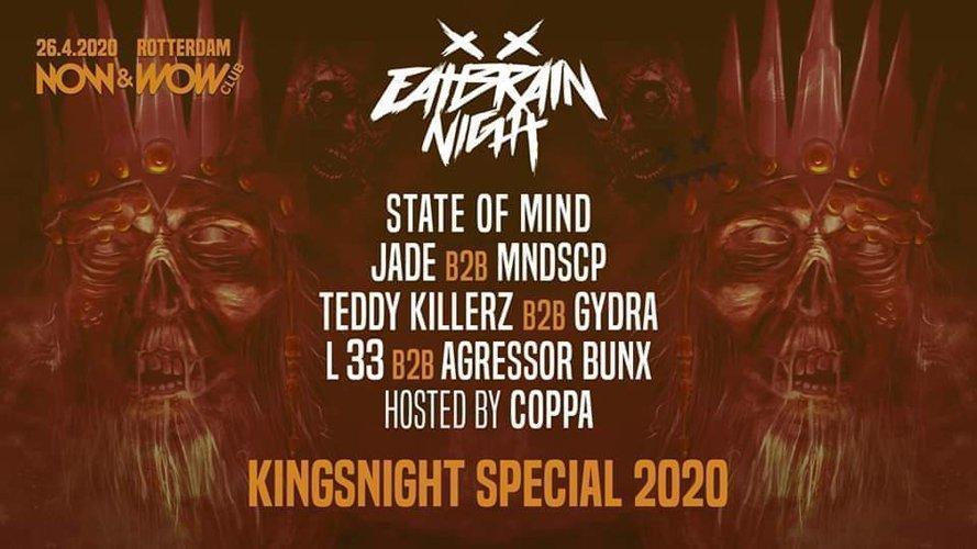 Korsakov x Eatbrain - Kingsnight Special