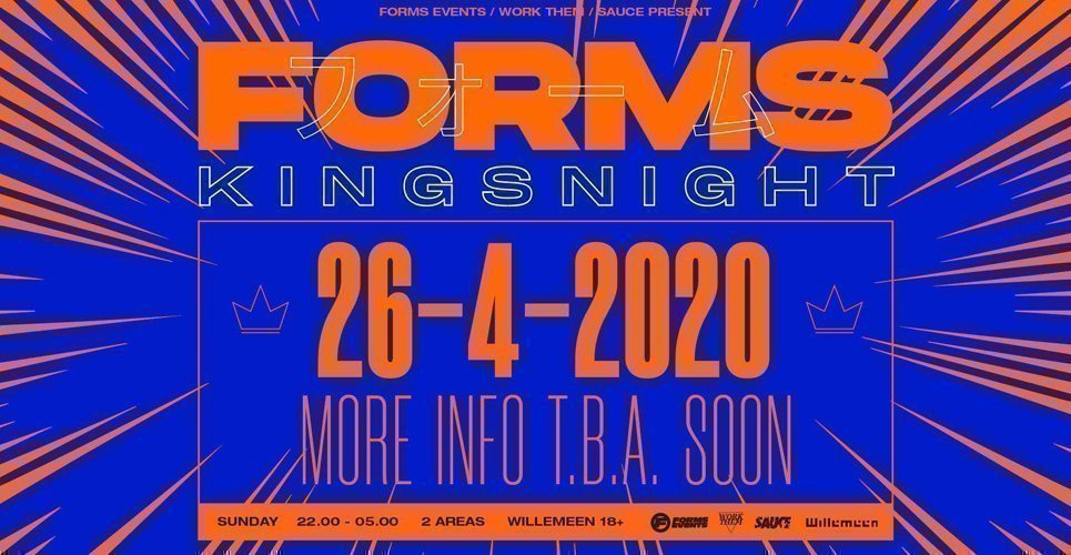 FORMS presents: The King Of Bass 2020
