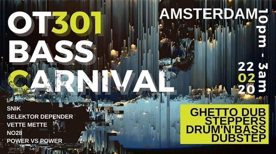 OT301 Bass Carnival