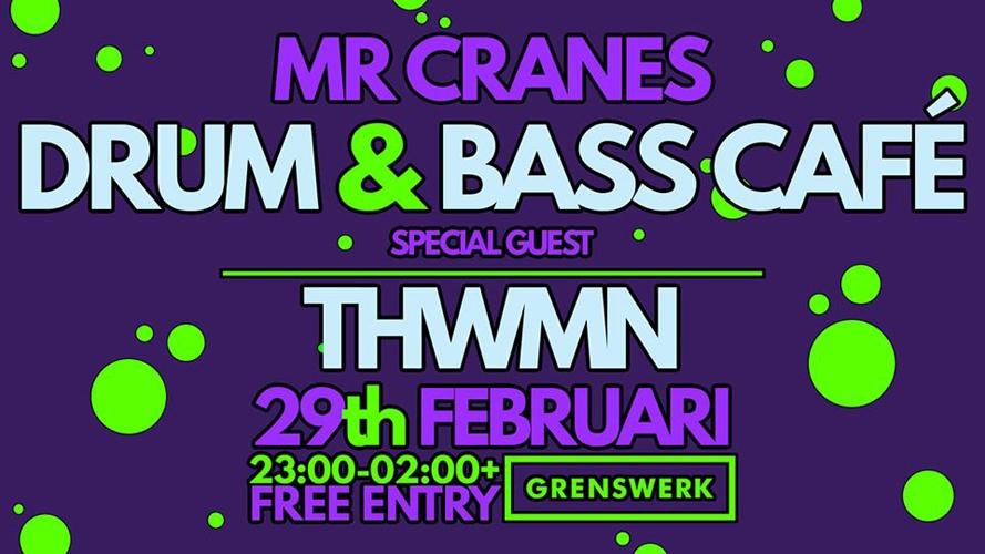 Drum & Bass Café (Thwmn)
