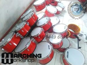 quadtom drumband, drumband, marchingband