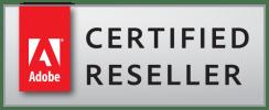 Adobe Certified Reseller