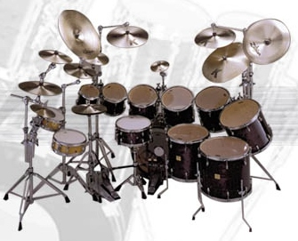 Amazing Drum Sets   Big Drums