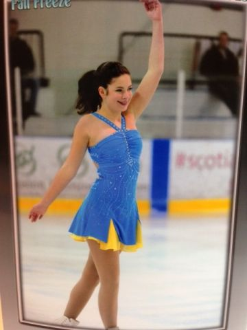 Samantha Kendell qualifies for the Alberta Winter Games ...