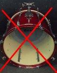 bass drum pillow talk keeping it down